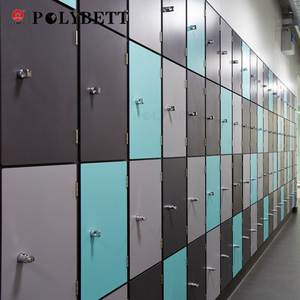 Moisture proof phenolic hpl compact board for locker system