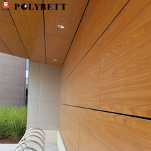 8mm compact laminate hpl wall cladding exterior decoration panels in China