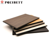 Wood Texture Hpl Phenolic Resin Compact Laminate Sheet with Good Price for Bathroom&toilet Partition