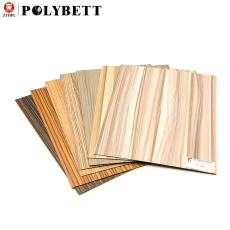 Fireproof high pressure laminate hpl 0.8mm sheets for table top skin