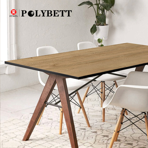 Decorative High Gloss High Pressure Phenolic Resin Compact Laminate for Dinning Table Top with Great Price