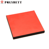 4.3'x9'Decorative heat resistant interior compact hpl solid color sheets for kitchen