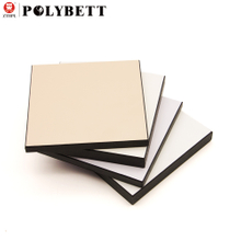 Eco-friendly Fireproof High Pressure Laminate Exterior Hpl Compact Sheet for Exterior Wall Panels