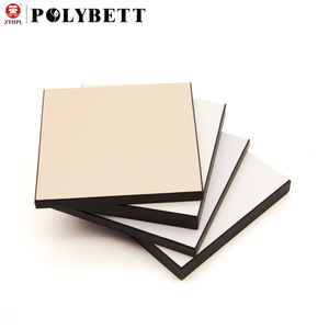 Solid color waterproof high pressure hpl compact formica laminate sheets board