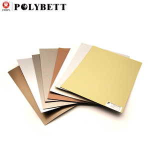 4*8 4.3*9 Metallic HPL Sheet Compact Laminate