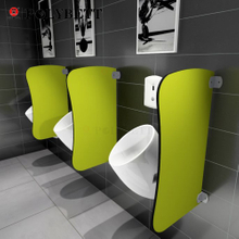 New design hpl compact laminate for hpl toilet & urinal partition with low price