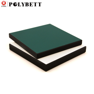 Chemical resistant compact laminate board hpl sheet for lab table top